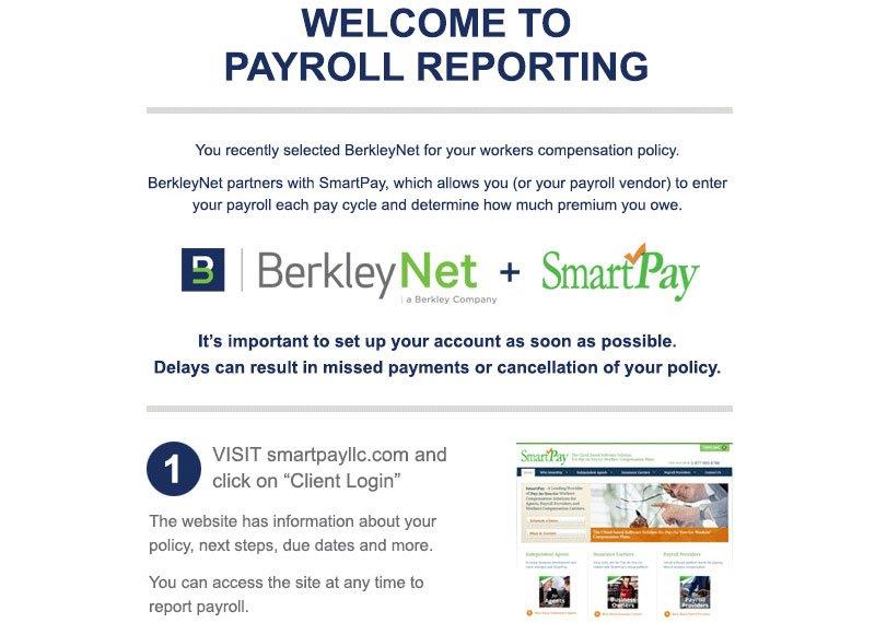 BerkleyNet campaign