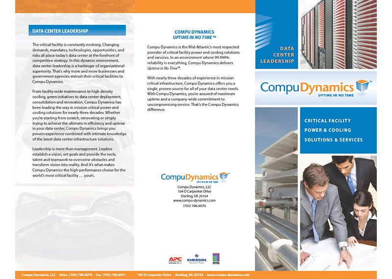 CompuDynamics brochure