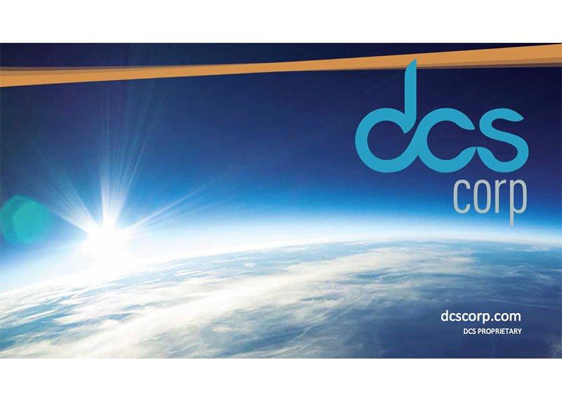 DCS Corporation slide deck