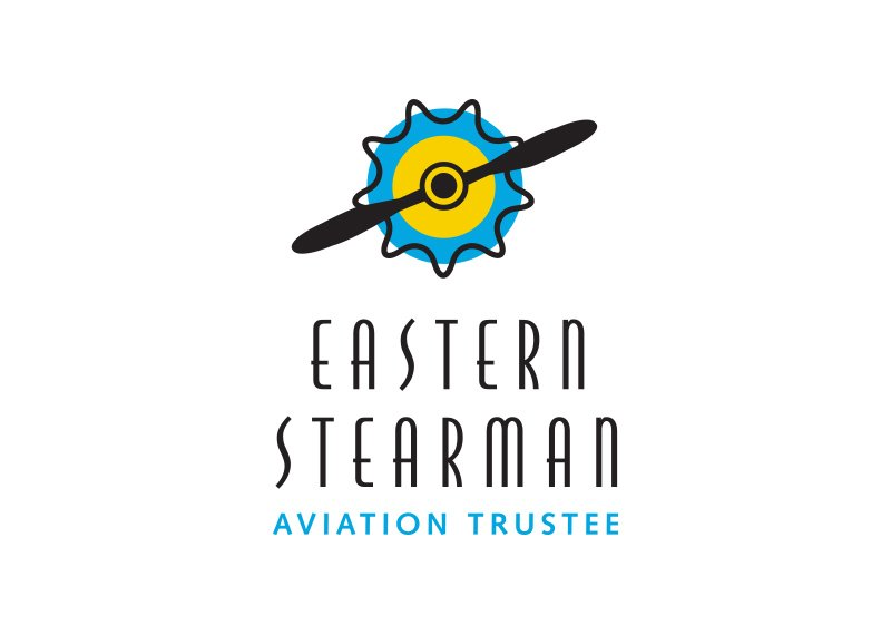 Eastern Stearman logo design