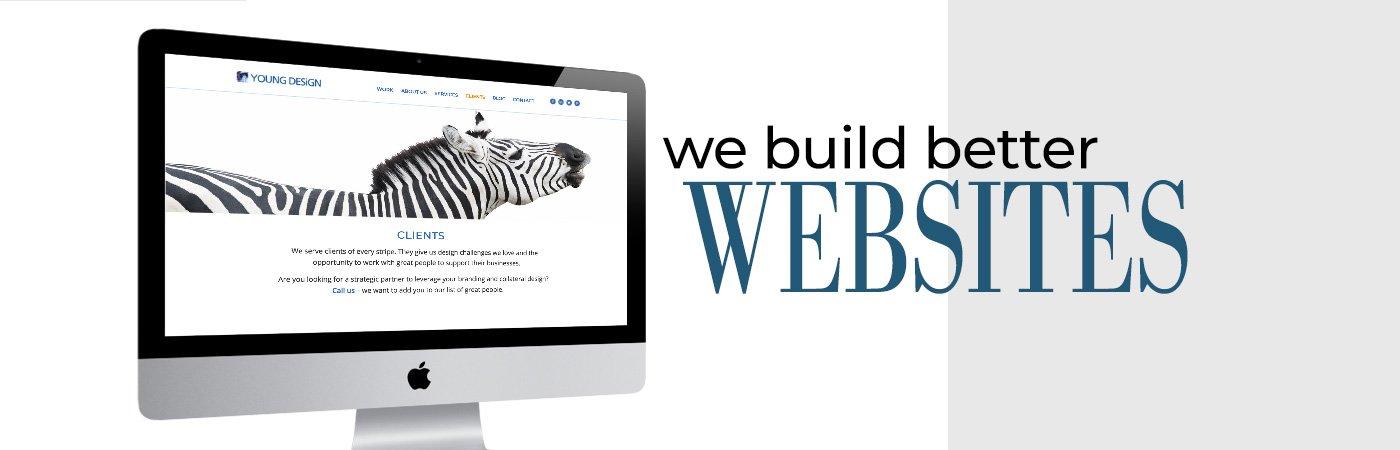 we build better websites