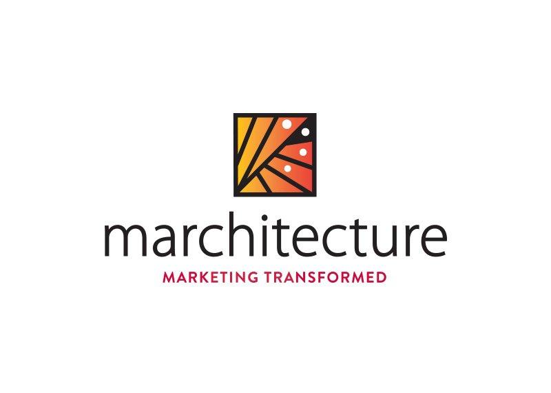 Marchitecture logo design