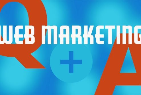 web marketing Q&A