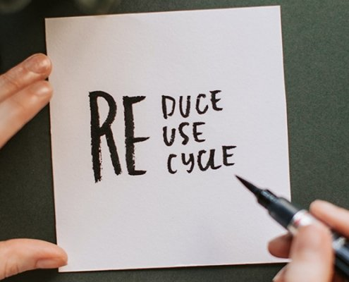 reuse and recycle marketing content