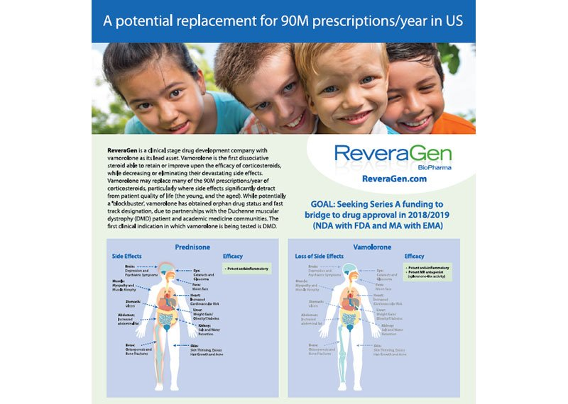 ReveraGen poster design