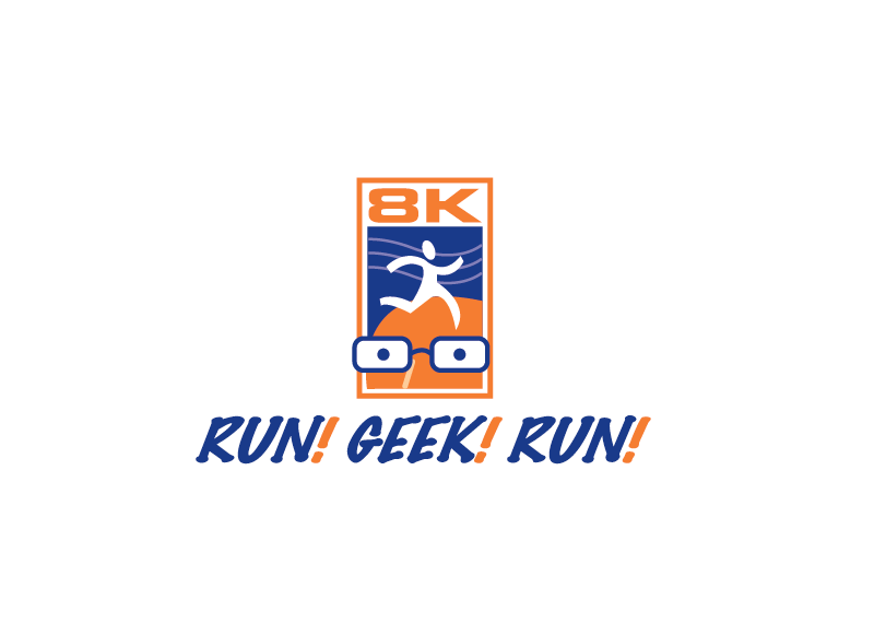 Run! Geek! Run! logo