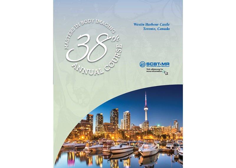 SCBT program cover