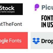 6 favorite resources logos