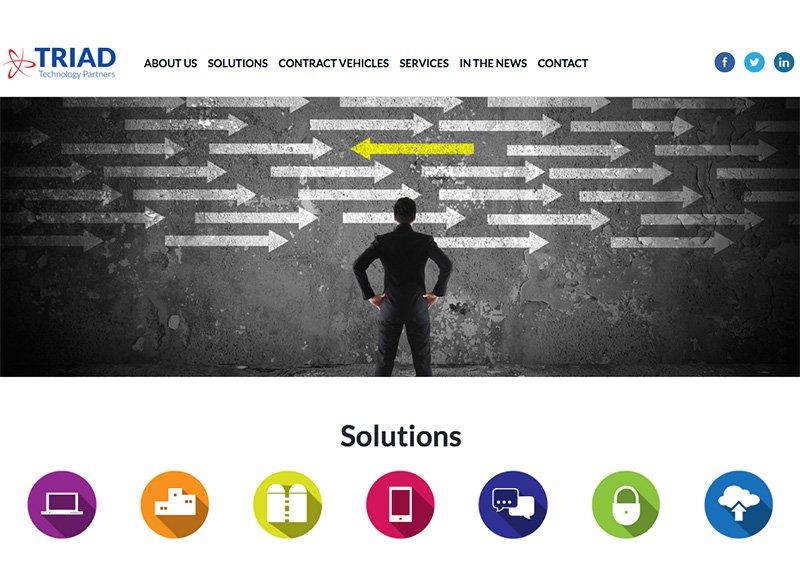 Triad website