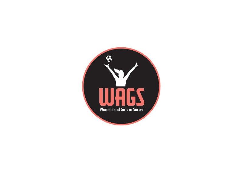 WAGS logo design